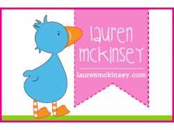 Lauren Mckinsey