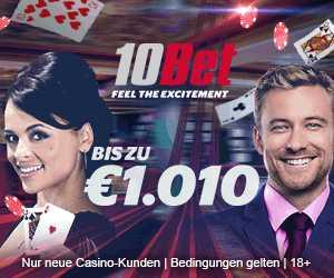 Sensationelle Casino Action Fã¼R Jedermann Mit 10Bet.com