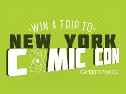 Win A Trip To Comic Con