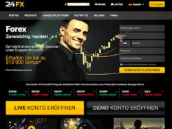 24 Fx Forex Broker