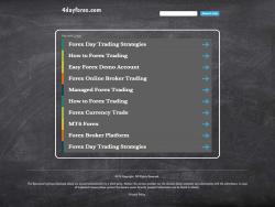 4 Dayforex System