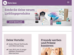 Abo Fembox Beauty Box