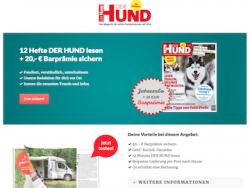 """Abo Zeitschrift """"der Hund"""" Kaufen"""