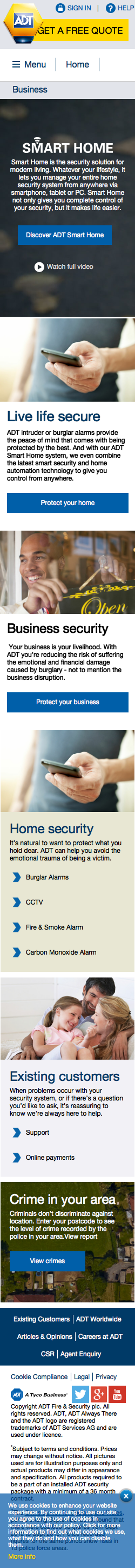 ADT Fire Security