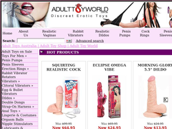 Adult Toy World