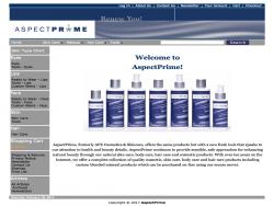 AFE Cosmetics & Skincare