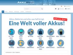 Akku Welt