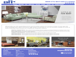 American Furniture Rentals