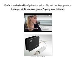 Anonymebox