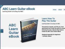 Any Body Can Learn Guitar