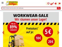 Arbeitskleidung Billiger