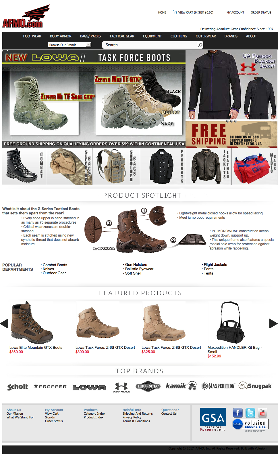 Armed Forces Merchandise Outlet