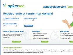Asp Development Technology