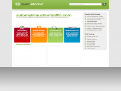 Automatic Auction Traffic