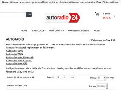 Auto Radio 24