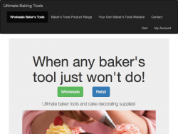 Bakers Tools