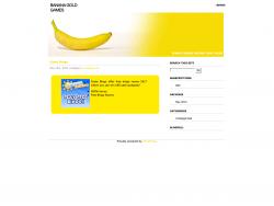 Banana Gold