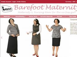 Barefoot Maternity Clothing