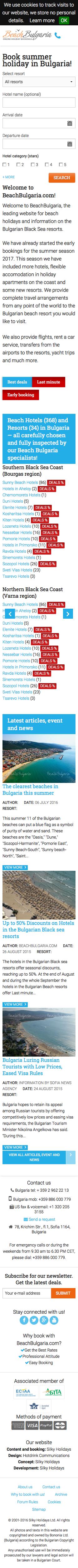 BeachBulgaria