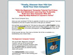 Beginnerscomputertutorial