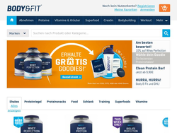 Bodyandfit coupons