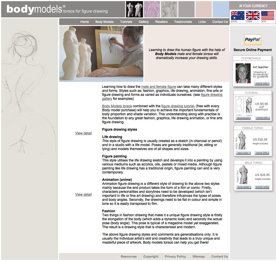 Body Models