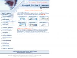 Budget Contact Lenses