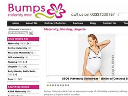 Bumps Maternity