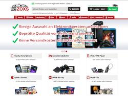 Buy Zoxs