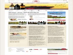 Capreo Wein Suedafrika