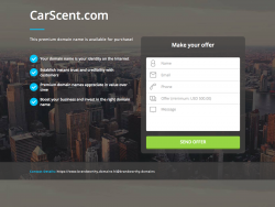 Car Scent