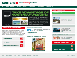 Carters Building Supplies