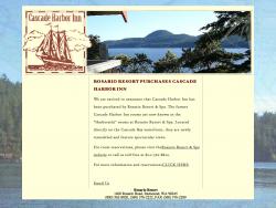 Cascade Harbor Inn