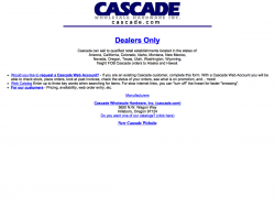 Cascade Wholesale Hardware