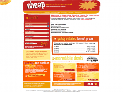 Cheap Motorhomes Rental Australia