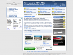 Chicago OHare World Airport Guide