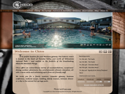 Chico Hot Springs Resort