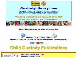 Childcustodylibrary