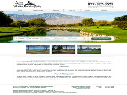 Classic Desert Vacation Rentals And Realty