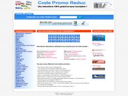 Code Promo Reduc
