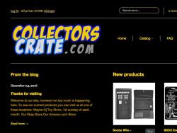 Collectorscrate