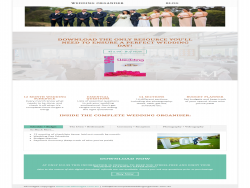 The Complete Wedding Organiser