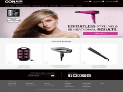 Conair Online Product Store