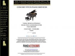 Concertpitchpiano