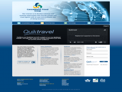 Consolidated Travel Group