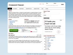 The Crossword Heaven