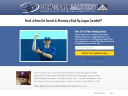 Curveball Mastery