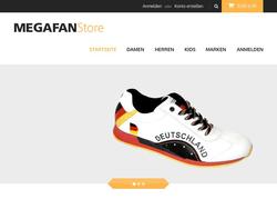 D Fan Sneaker