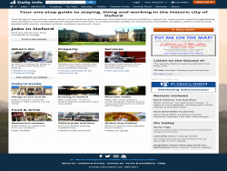 Daily Information  Oxford