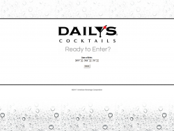 Dailys Cocktails & Mixers